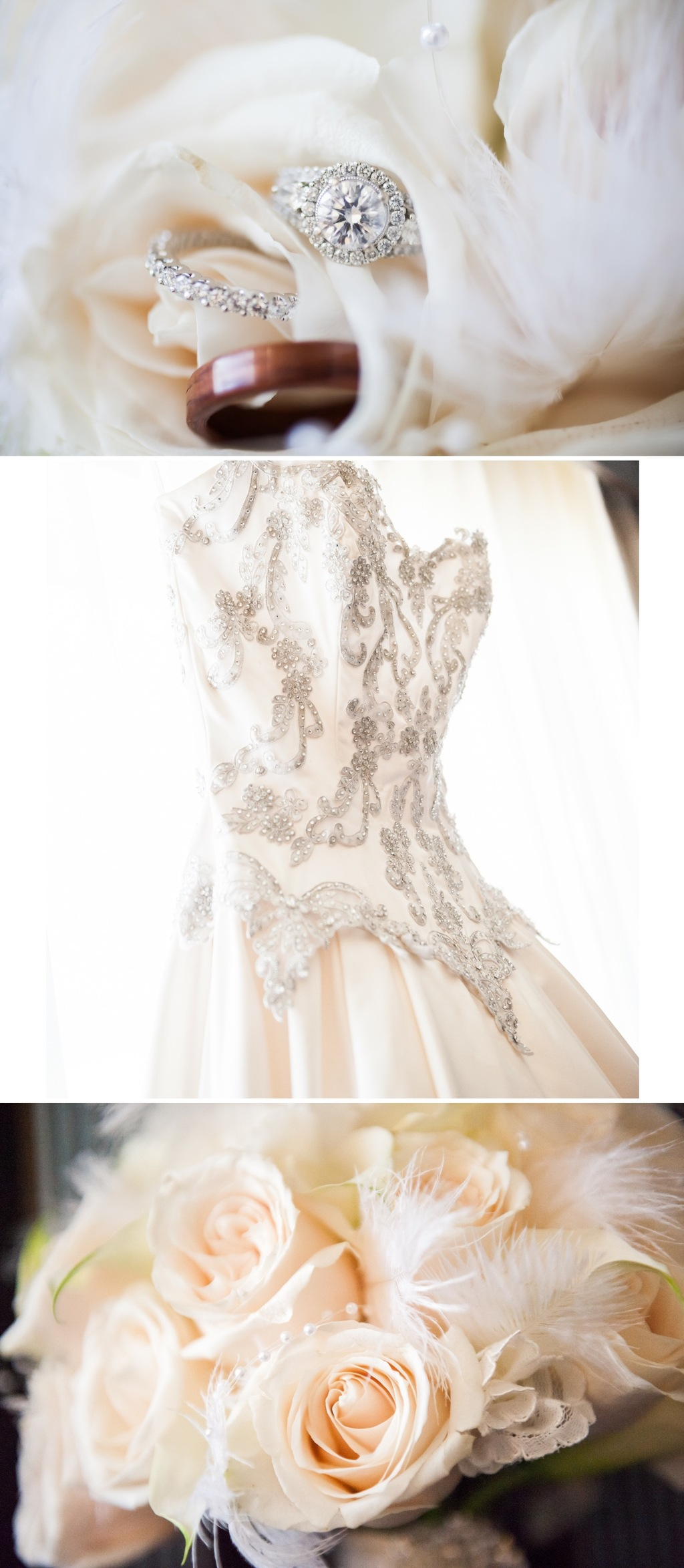 Vintage-inspired-wedding-in-los-angeles-classic-beaded-wedding-dress-3.full