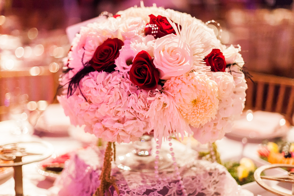 Epic-wedding-in-los-angeles-california-weddings-red-white-reception-centerpiece.full