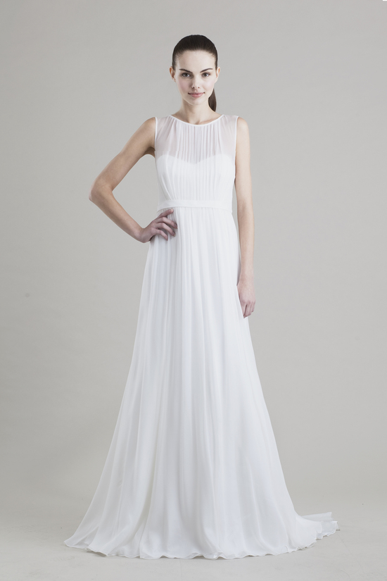 jenny yoo wedding dress colllection spring summer 2013 bridal gowns vivienne