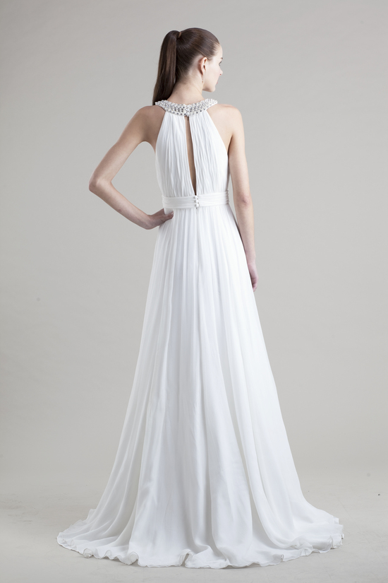 jenny yoo wedding dress colllection spring summer 2013 bridal gowns reva