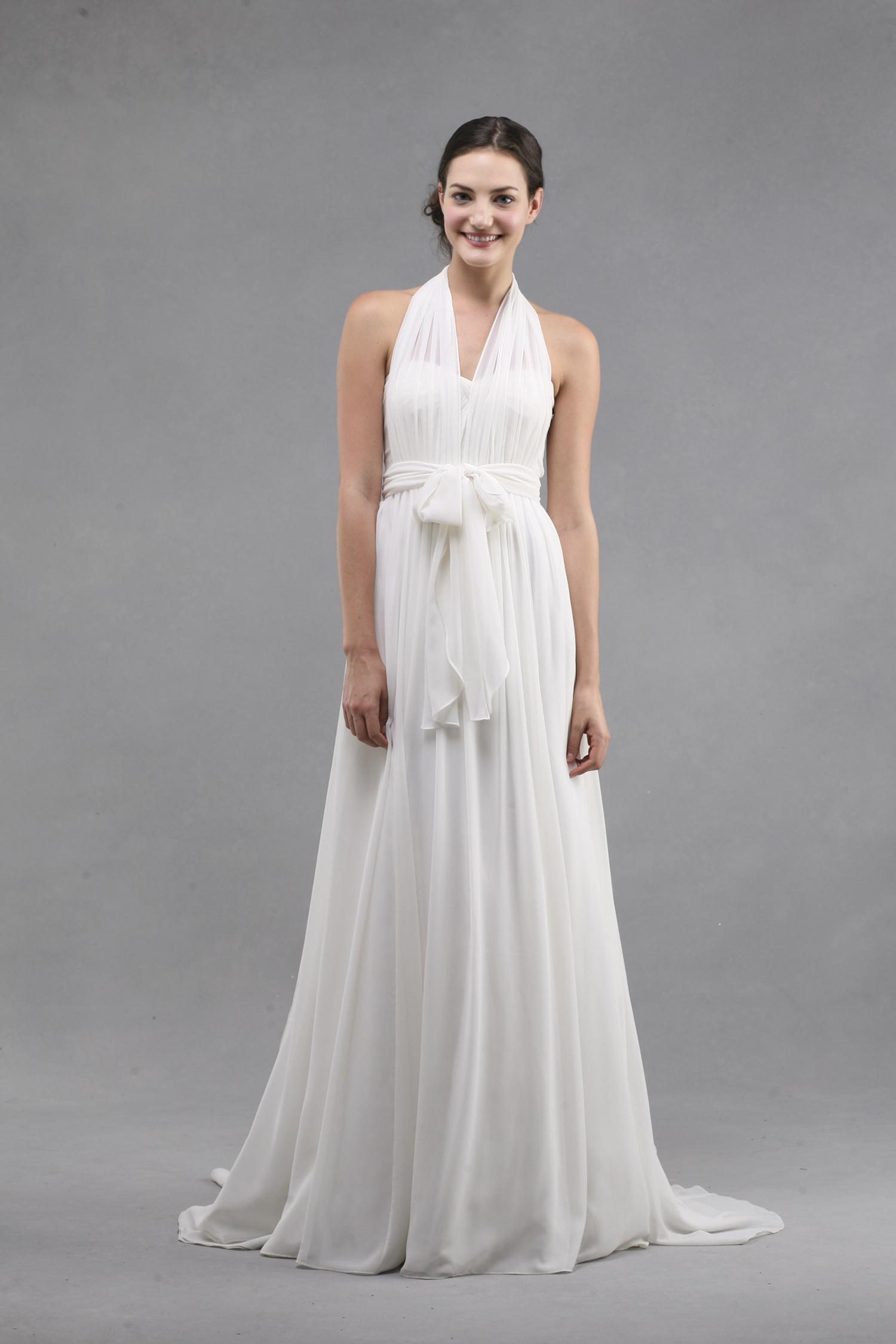 Jenny Yoo Wedding Dress Colllection Spring Summer 2013 Bridal Gowns Monarch Halter