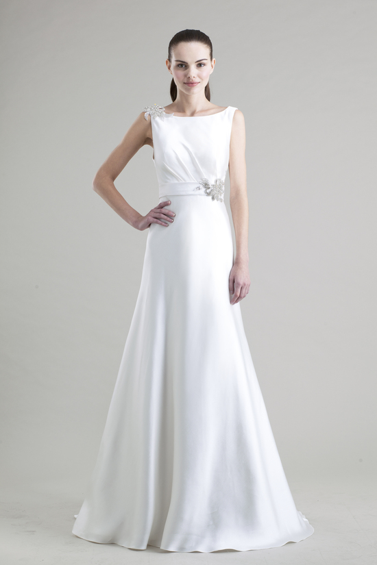 jenny yoo wedding dress colllection spring summer 2013 bridal gowns kendall