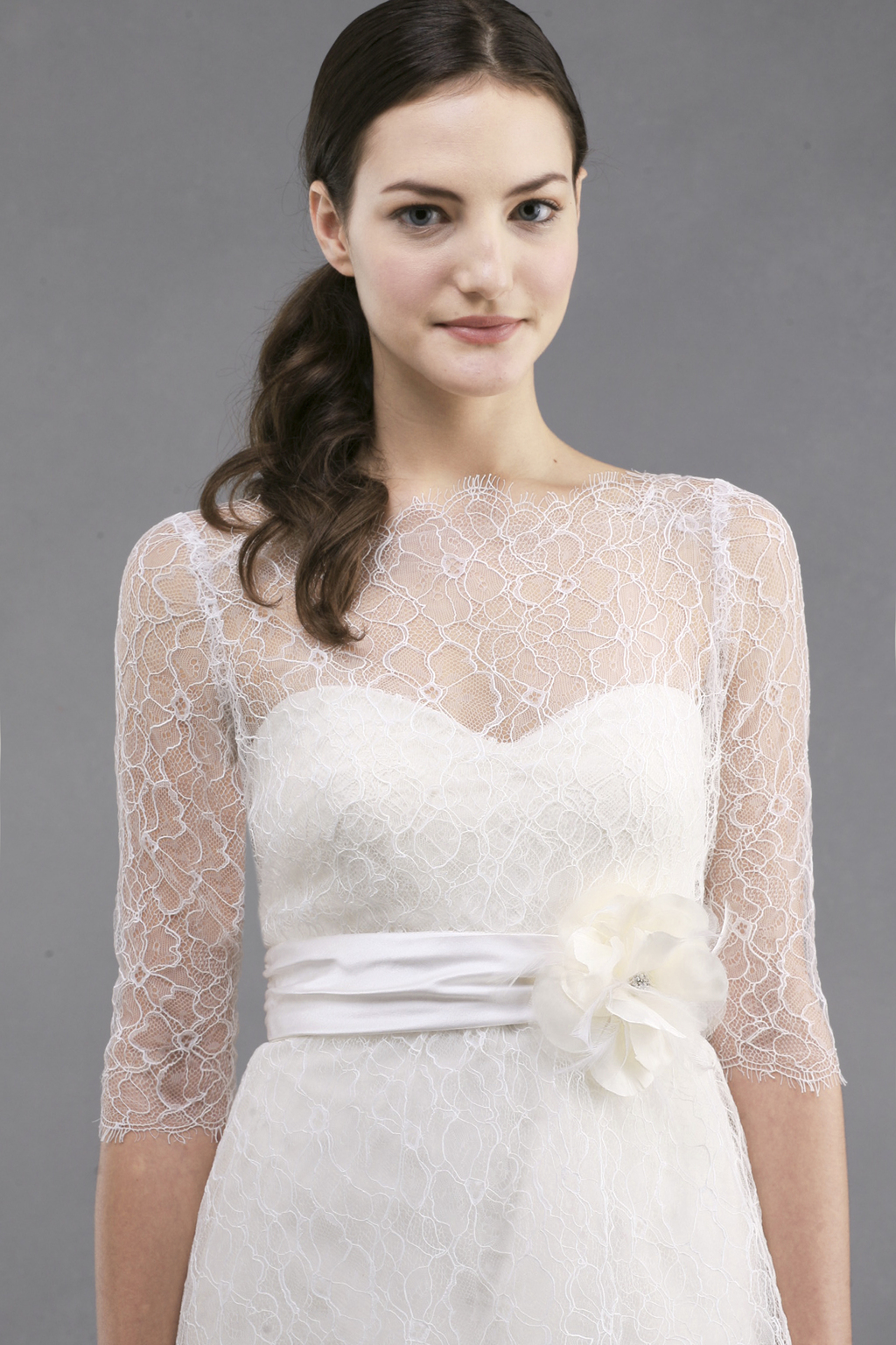 jenny yoo wedding dress colllection spring summer 2013 bridal gowns addison