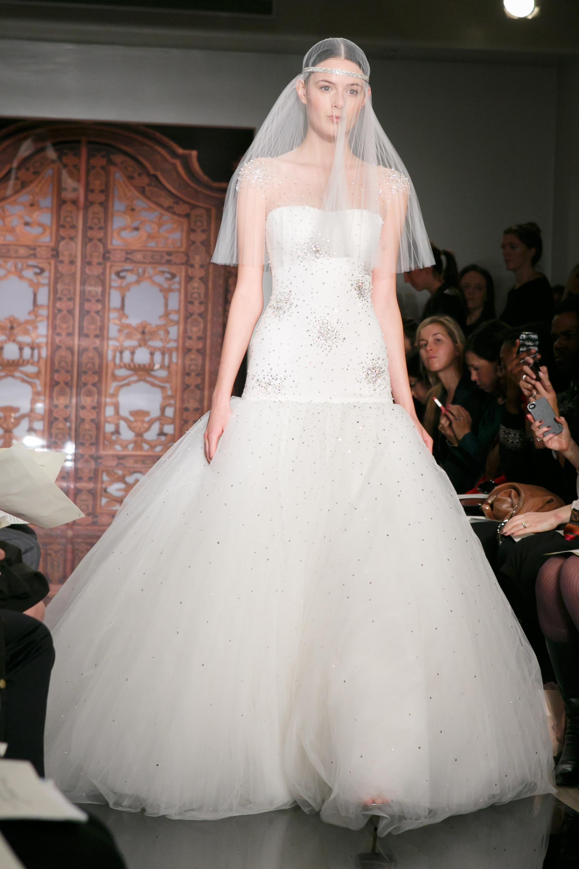 Reem Acra Wedding Dress Fall 2013 Bridal Sadie Super Star