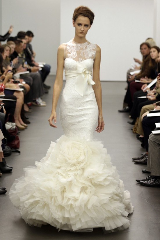 Vera Wang wedding dress Fall 2013 bridal 13