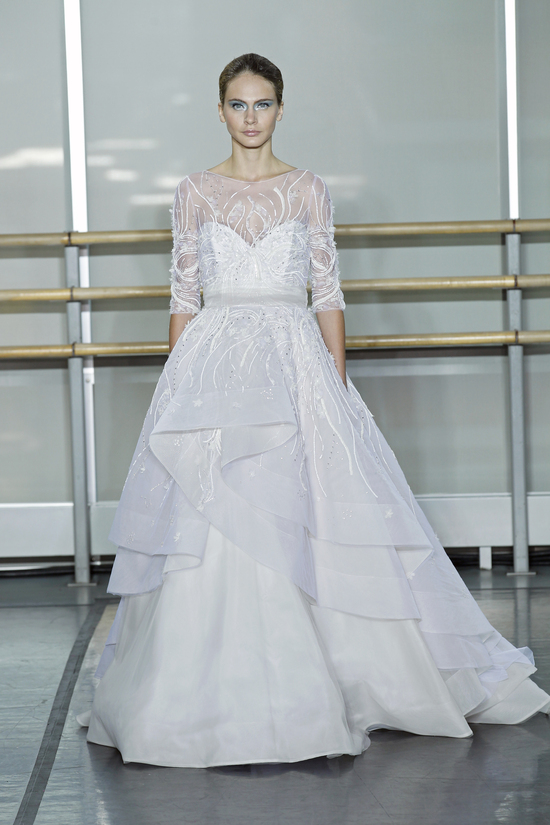 rivini wedding dress fall 2013 bridal gown SANIA