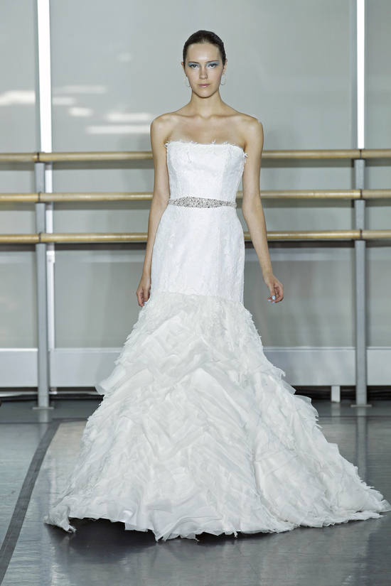 rivini wedding dress fall 2013 bridal gown NIEVE