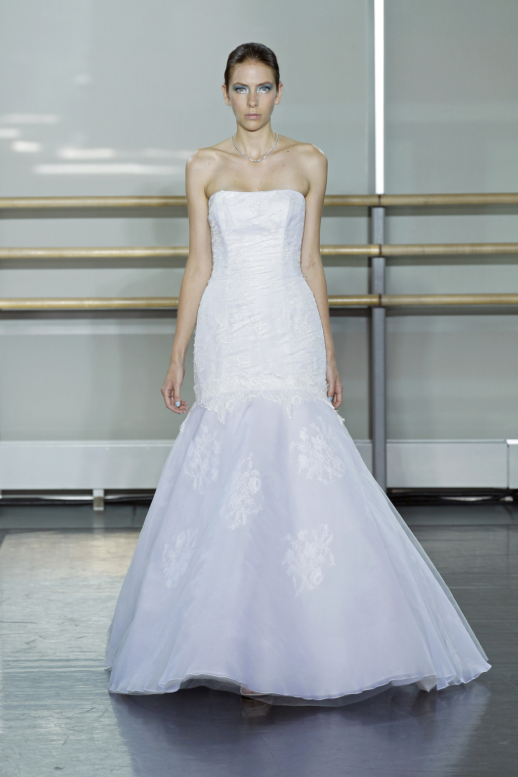 rivini wedding dress fall 2013 bridal gown LUMINA