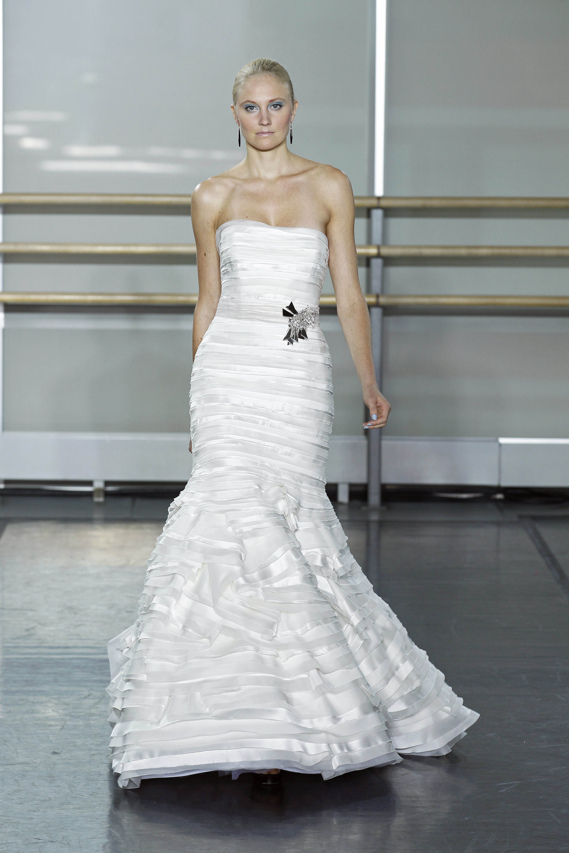 Rivini Wedding Dress Fall 2013 Bridal Gown GLACIA