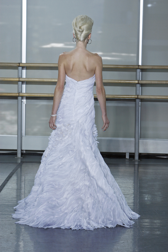 rivini wedding dress fall 2013 bridal gown BRINA