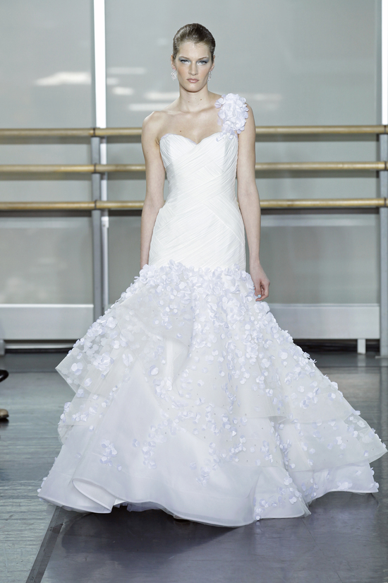 rivini wedding dress fall 2013 bridal gown BIANCANEVA