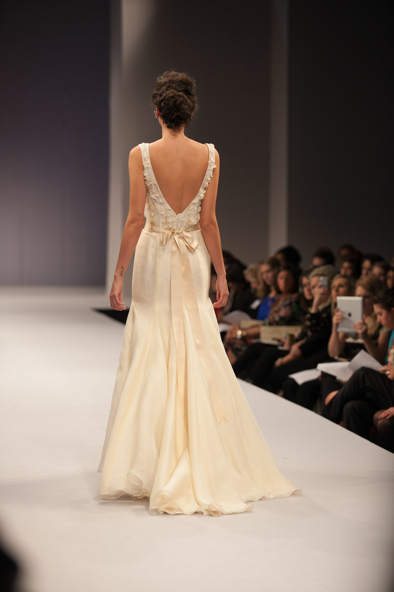 Anne Barge wedding dress Fall 2013 bridal Cosette