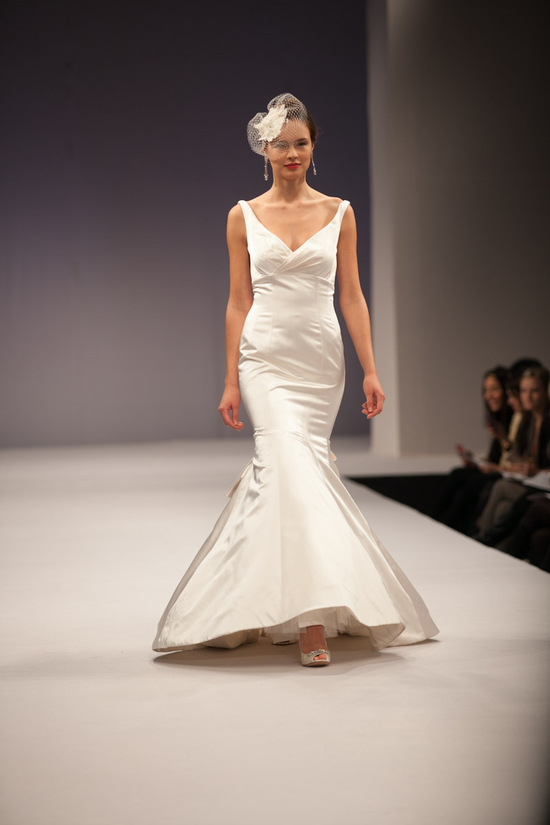 Anne Barge wedding dress Fall 2013 bridal Chantal f