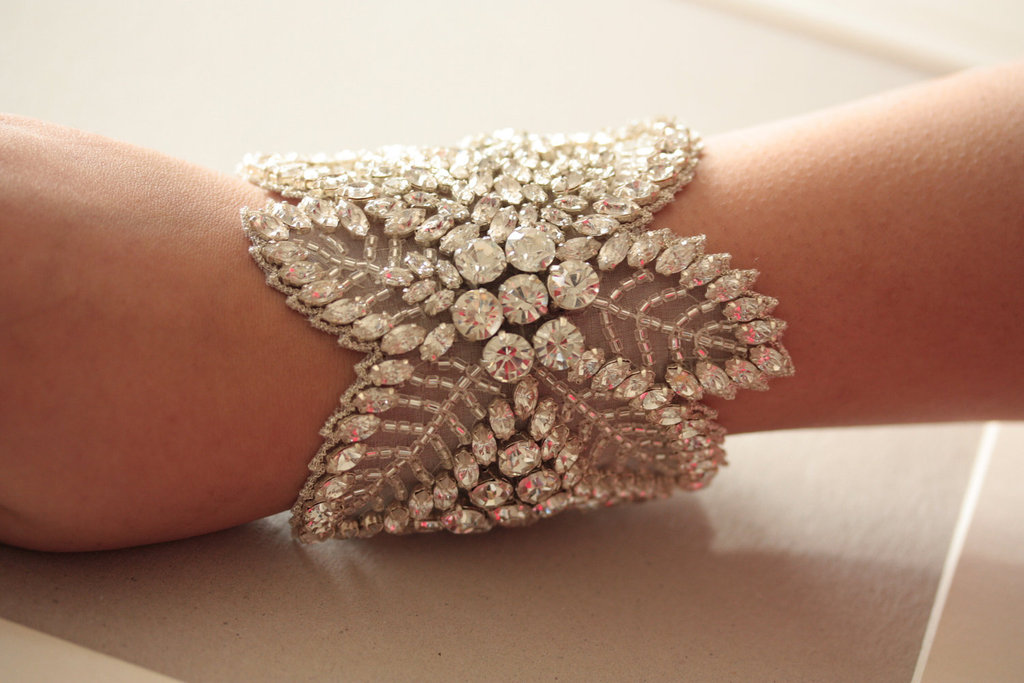 20 Beautiful Bridal Cuff Bracelets Ideabook By Onewed Inspiration On