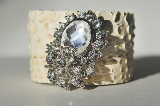 bridal cuff bracelet handmade wedding accessories 17