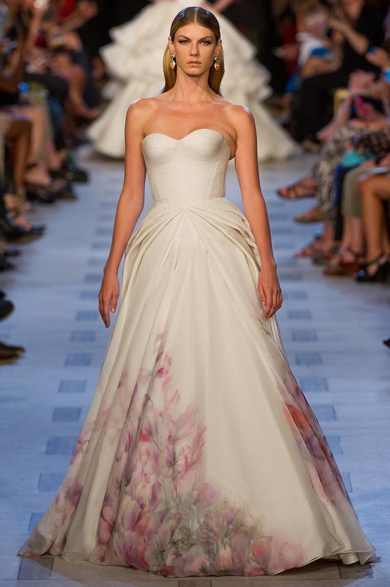 Jessica Biel bridal gown lookalikes zac posen