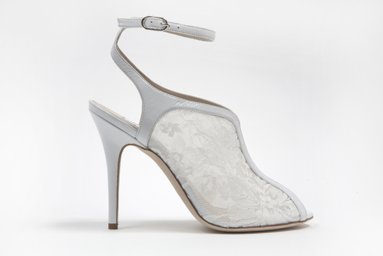 wedding shoes by monique lhuillier Spring 2013 bridal heels 7