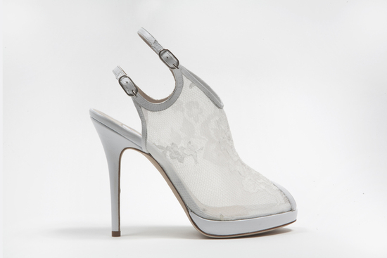 wedding shoes by monique lhuillier Spring 2013 bridal heels 4
