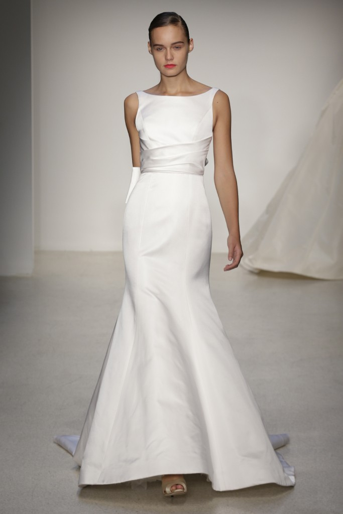 Fall 2013 Wedding Dress by Amsale timeless bridal style 9