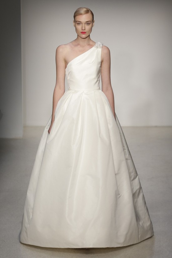 Fall 2013 Wedding Dress by Amsale timeless bridal style 8
