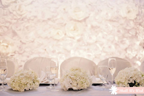 beautiful wedding reception backdrops handmade weddings on Etsy 1