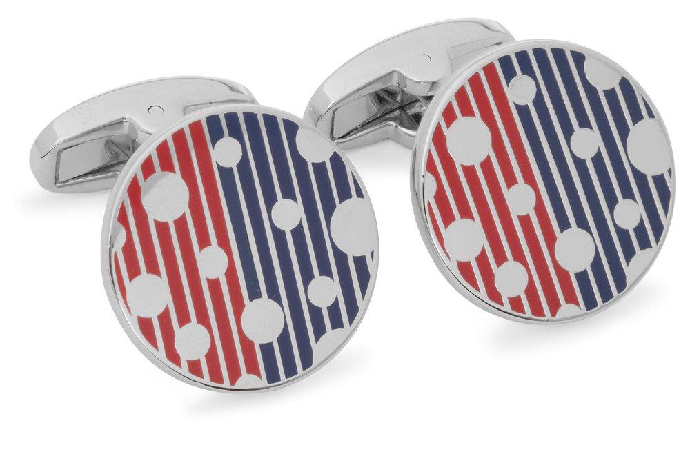 Grooms-wedding-attire-dapper-accessories-statement-cufflinks-patriotic.full