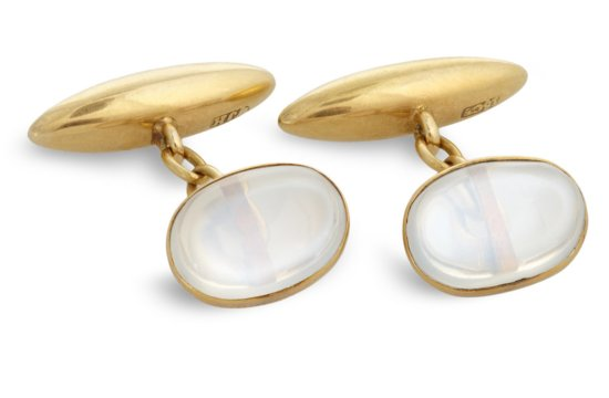 grooms wedding attire dapper accessories statement cufflinks gold opal