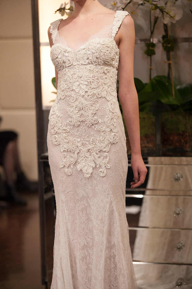 Fall 2013 wedding dress badgley mischka bridal gowns for Wedding dress badgley mischka