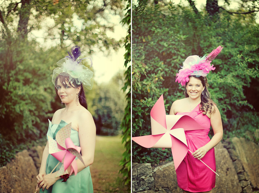 Unique-wedding-ideas-groomie-we-blew-up-the-reception-decorations-pinwheels.full