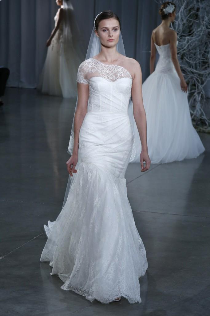 Fall 2013 Wedding Dress Monique Lhuillier Bridal Gowns Degas