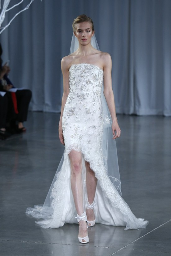 Fall 2013 wedding dress Monique Lhuillier bridal gowns Charm