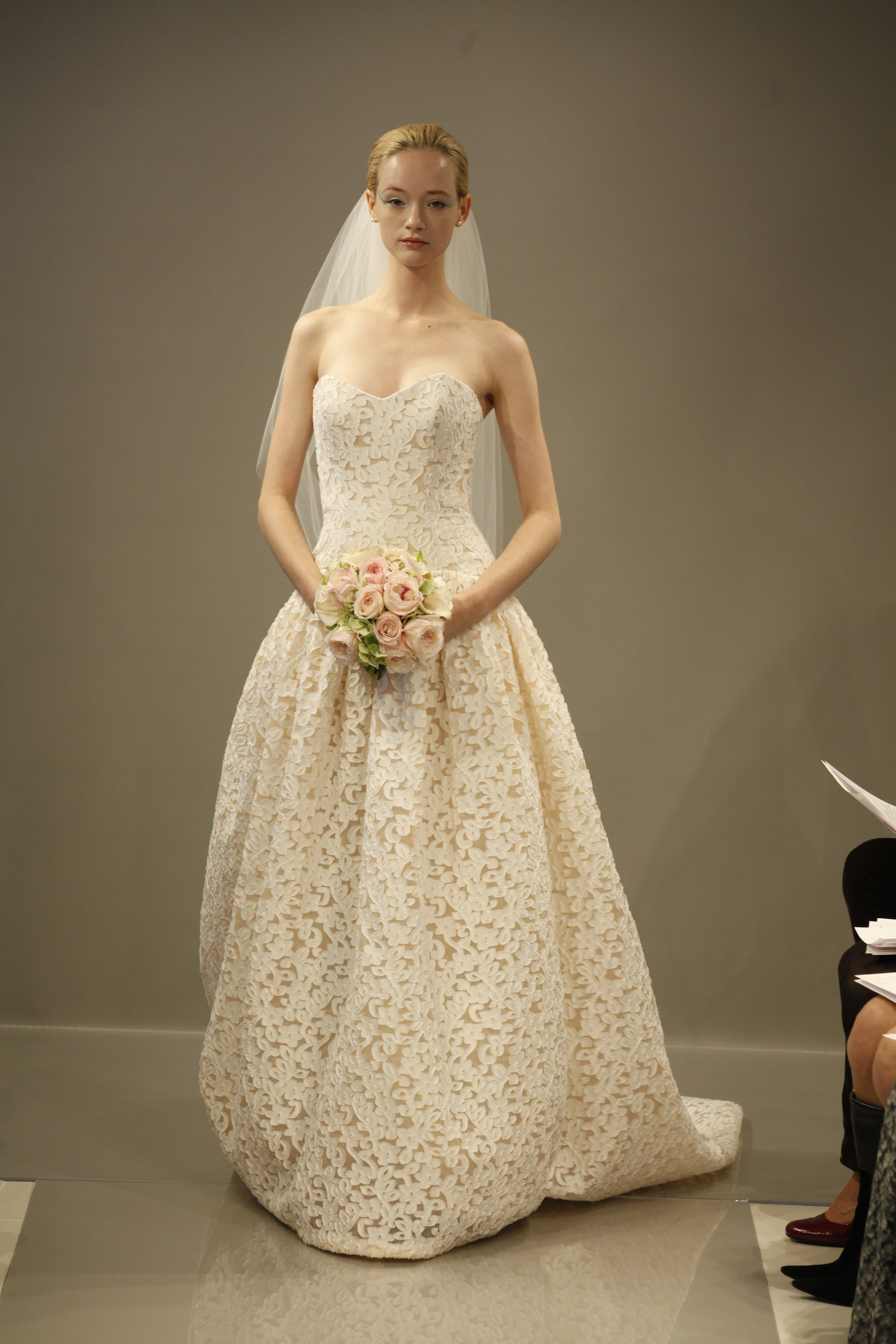 Theia White Collection Wedding Dress Fall 2013 Bridal Gown 15 890033