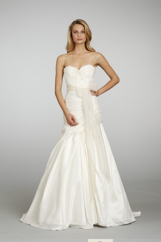 Spring 2013 Wedding Dress Hayley Paige bridal gowns 6311