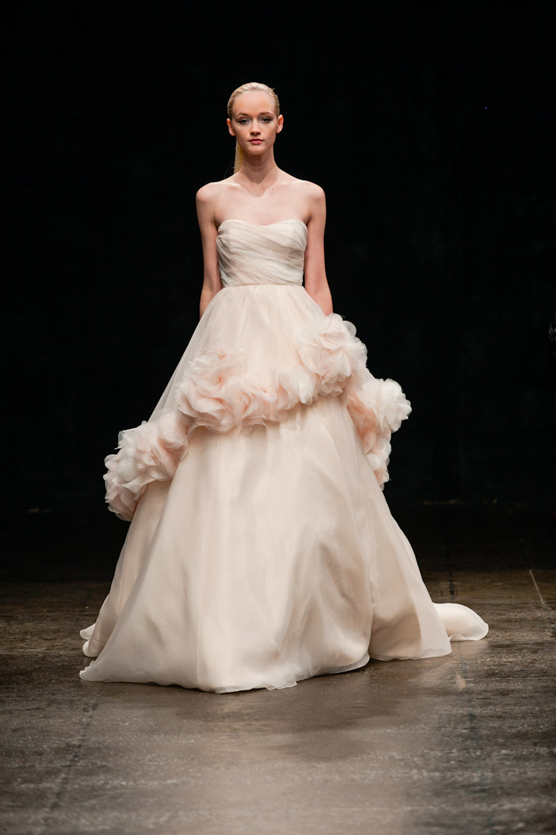 Spring 2013 Wedding Dress Hayley Paige bridal gowns 6316