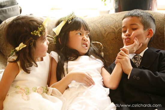 creative wedding ideas keeping kids entertained at the reception
