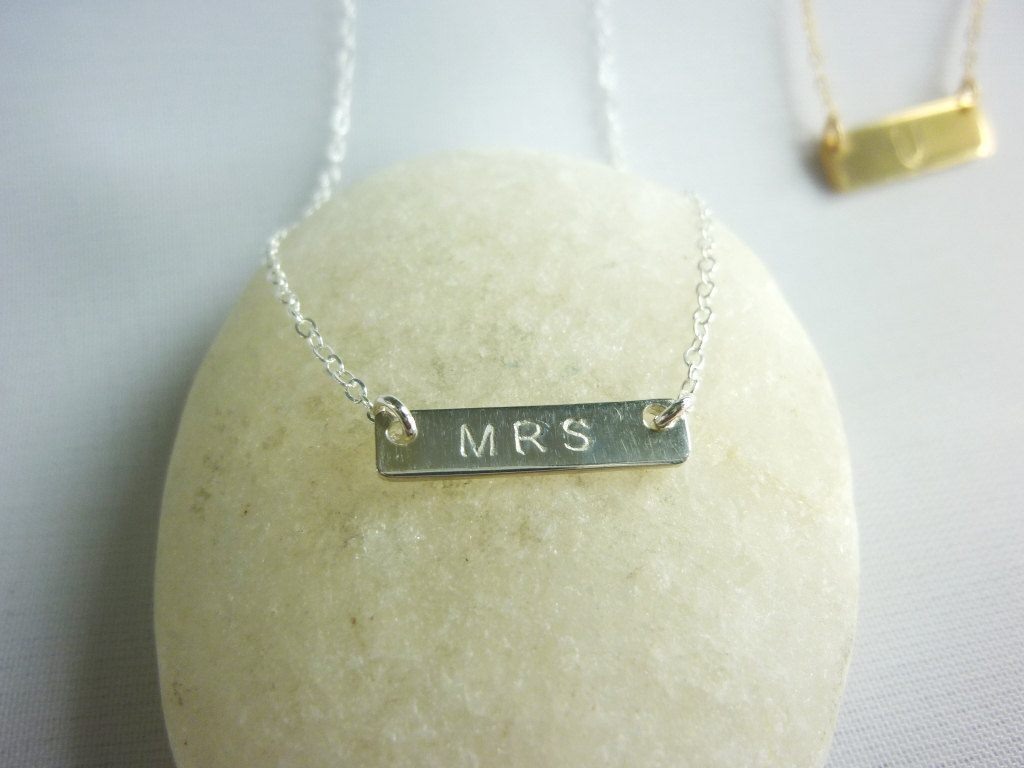 Http-::www.etsy.com:listing:72629961:gold-nameplate-necklace-initial-charm-mrs.full