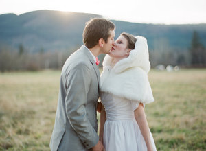 photo of How to Style a Sweet, Enchanted Winter Wedding: 30 Handmade Treasures We Adore