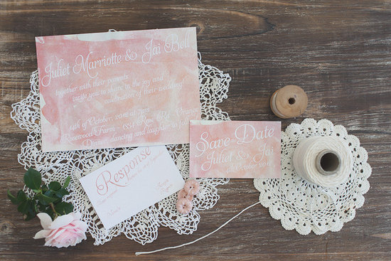 DIY wedding ideas for budget savvy brides printable invite 3