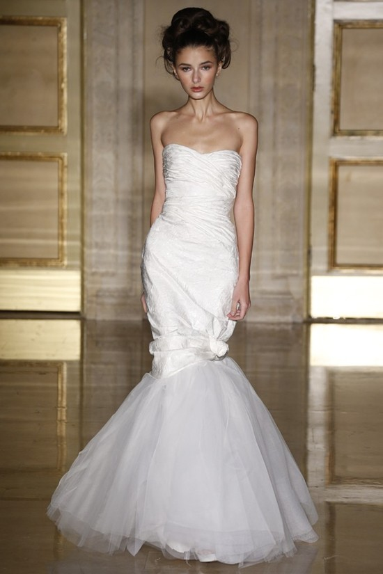Fall 2013 wedding dress Douglas Hannant bridal gowns 7