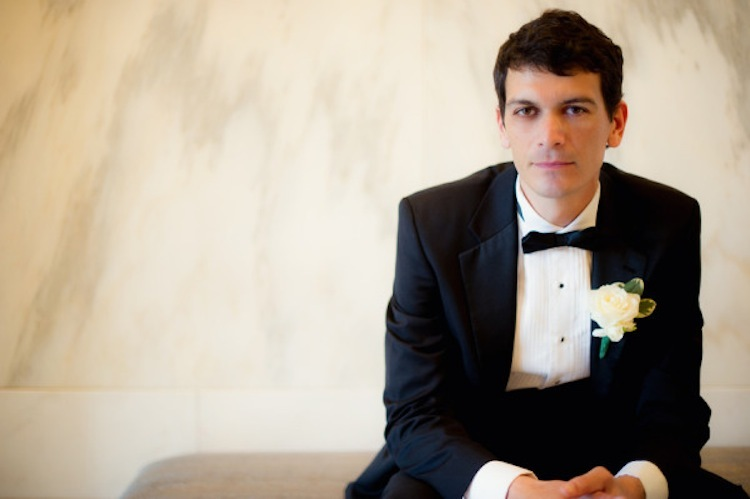 handsome hairstyles for grooms and the men in weddings 2
