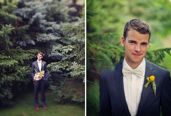 Handsome Hairstyles For Grooms And The Men In Weddings 24
