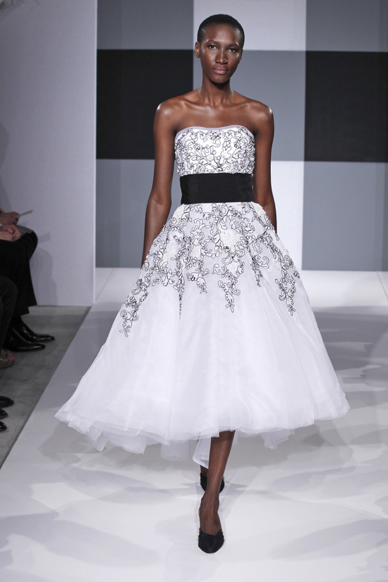 Spring 2013 wedding dress Isaac Mizrahi Spring 2013 bridal 1