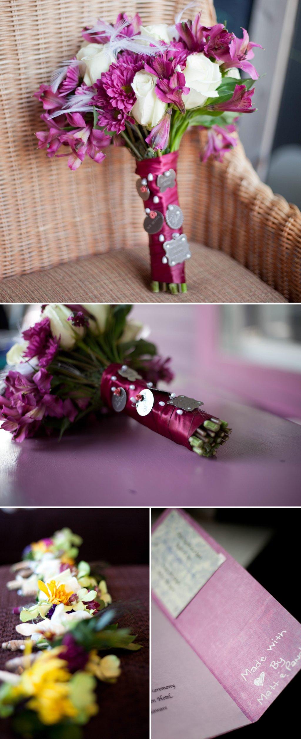 Beach-wedding-in-delaware-fuschia-bridal-bouquet-wedding-flowers.full