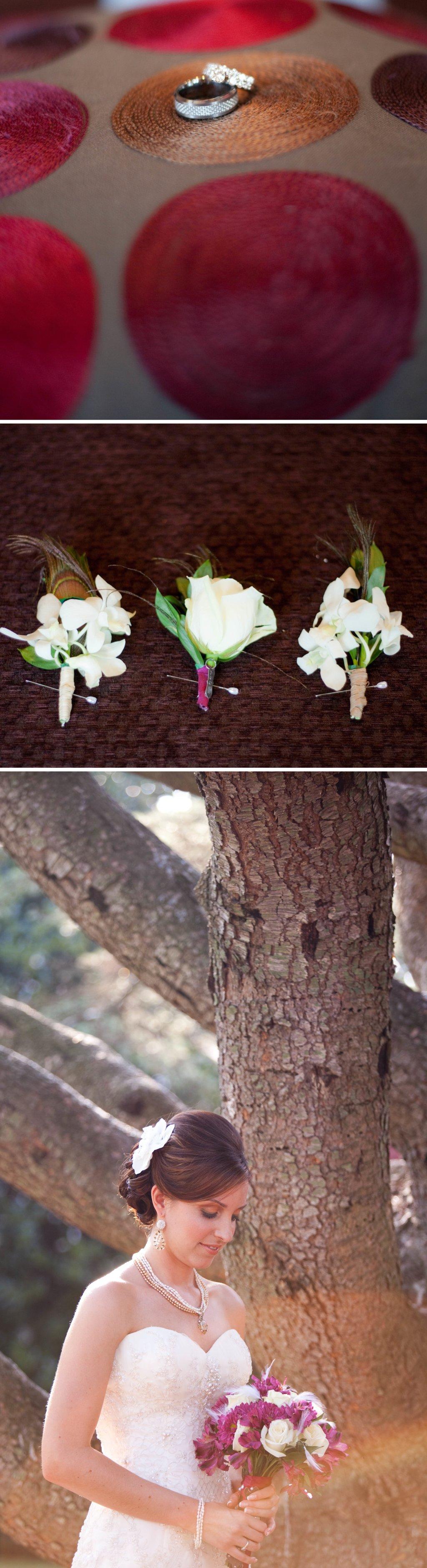 Beach-wedding-in-delaware-fuschia-white-wedding-flowers.full