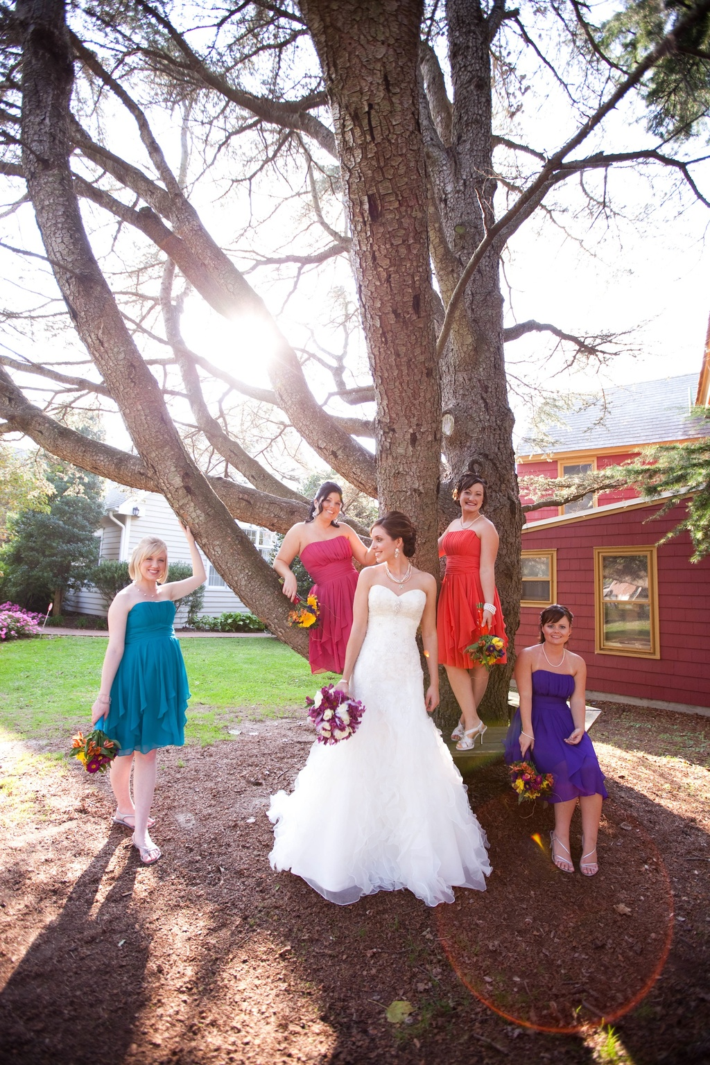 Outdoor-wedding-in-delaware-mix-and-match-bridesmaids-2.full