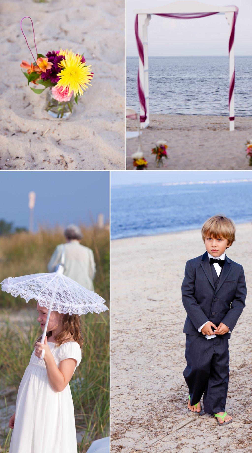 Simple-beach-wedding-in-delaware-adorable-ring-bearer-flower-girl.full