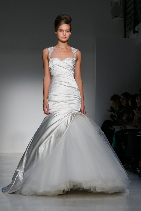 Fall 2013 Wedding Dress Kenneth Pool by Amsale bridal gowns 2