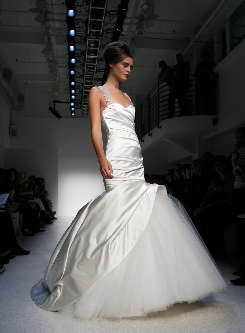 Fall 2013 Wedding Dress Kenneth Pool by Amsale bridal gowns 2s