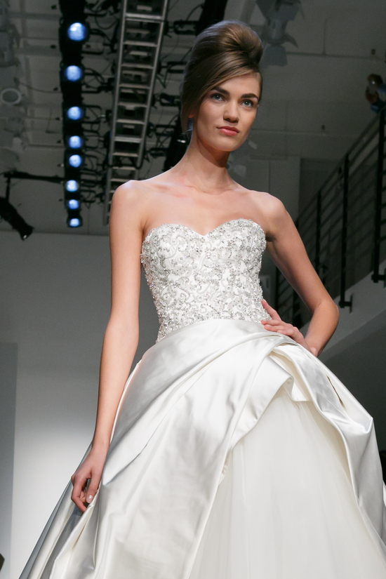 Fall 2013 Wedding Dress Kenneth Pool by Amsale bridal gowns 1