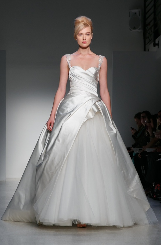 Fall 2013 Wedding Dress Kenneth Pool by Amsale bridal gowns 5
